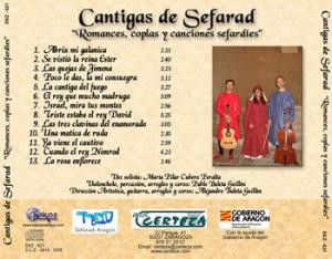 CANTIGAS-INLAY