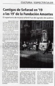 Fundación amantes 19 01 2009